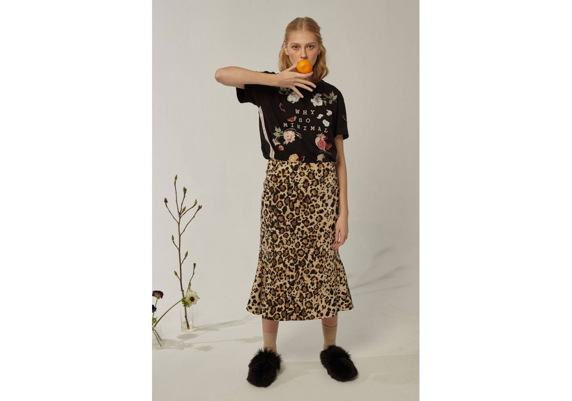 Wool skirt Lalkarka Leo - Out of Stock