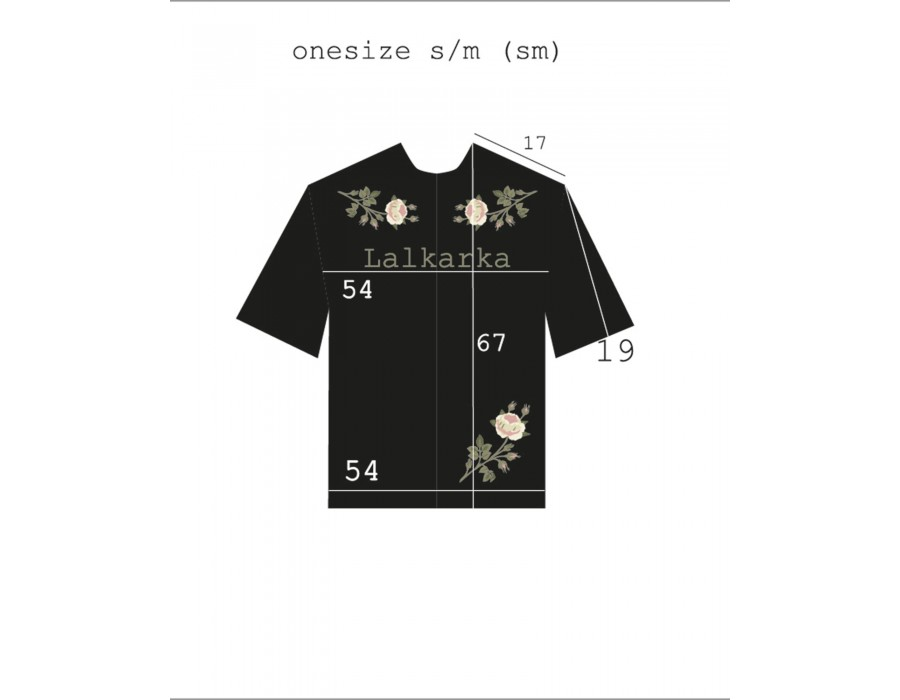 Embroidered Nude T-Shirt (Out Of Stock)