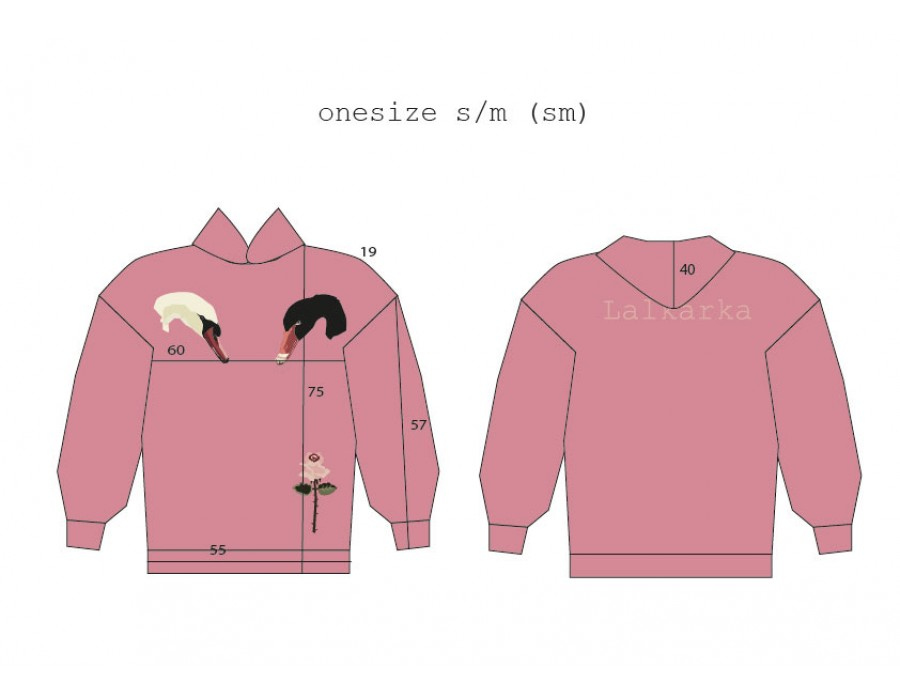 Embroidered Hoodie (Out Of Stock)